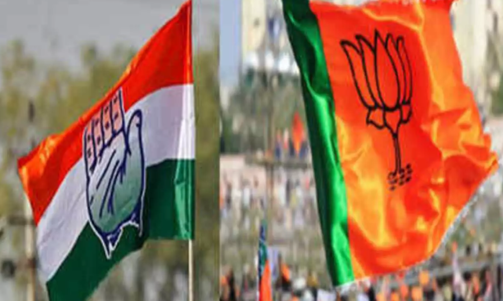 BJP failed to safeguard interests of farming community: Congress