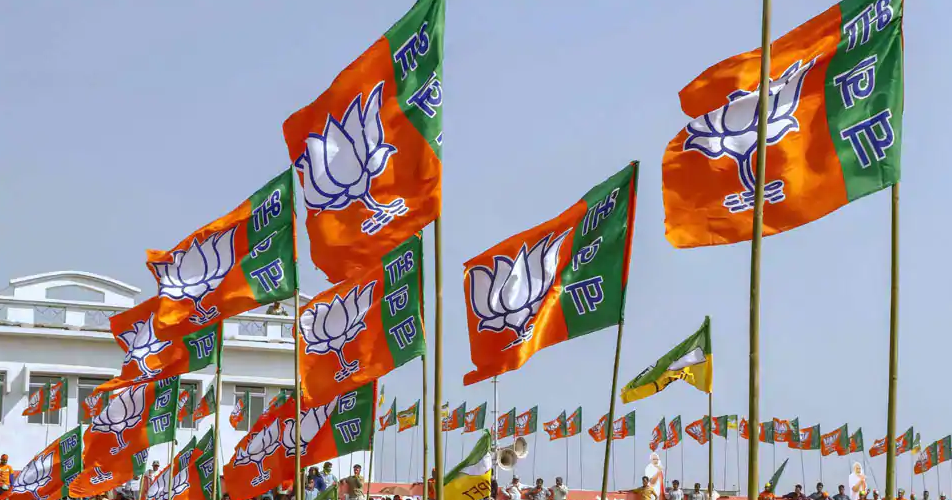 Panthers Party shakes hand with NC in great betrayal of Jammu: BJP