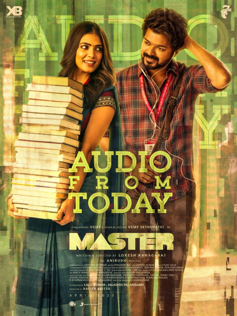 Master Audio Start Live Stream, TV Timing – When & Where to Watch Online – Vijay – Filmywapzone
