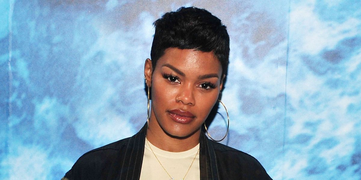 Teyana Taylor Gives Fans A Rare Glimpse Of Her Natural Hair