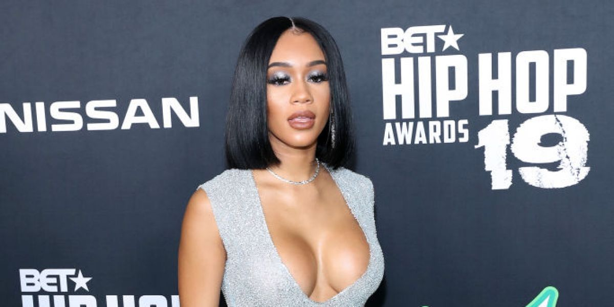 Saweetie Debuts A New Look Just In Time For The New Season