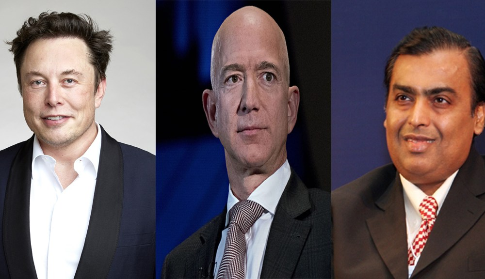 Forbes World's Billionaires List- Know Top 10 Richest People On Earth