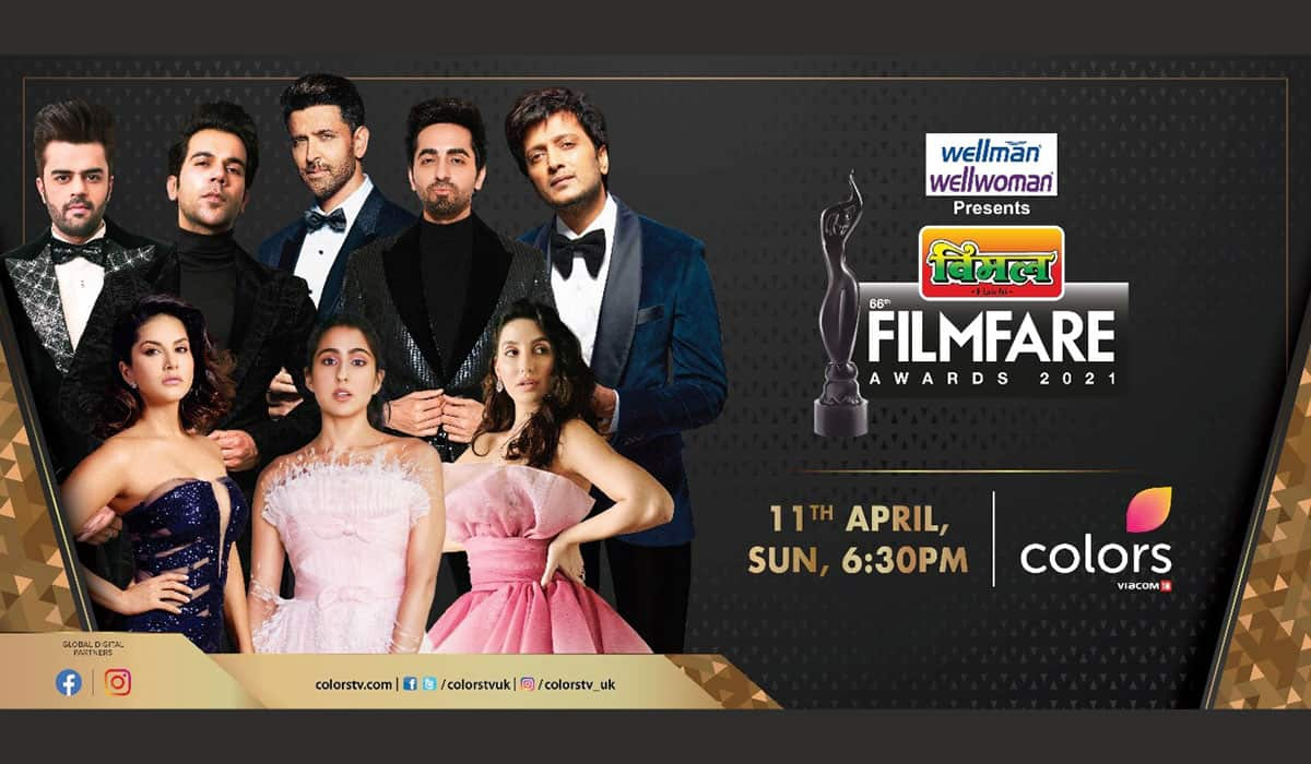 Filmfare Awards 2021 Winners List, Full Show, Watch Online, All You need to know