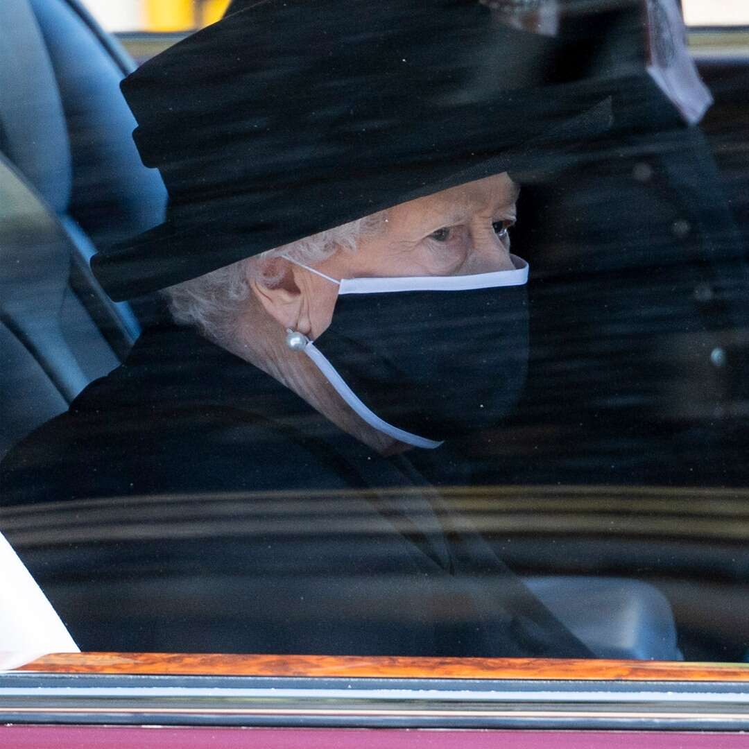 Why Queen Elizabeth II Sat Alone at Prince Philip's Funeral