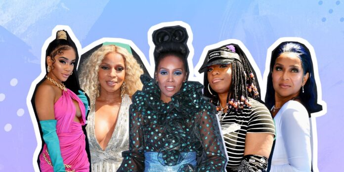See Your Faves Incredible Hair Looks At The BET Awards