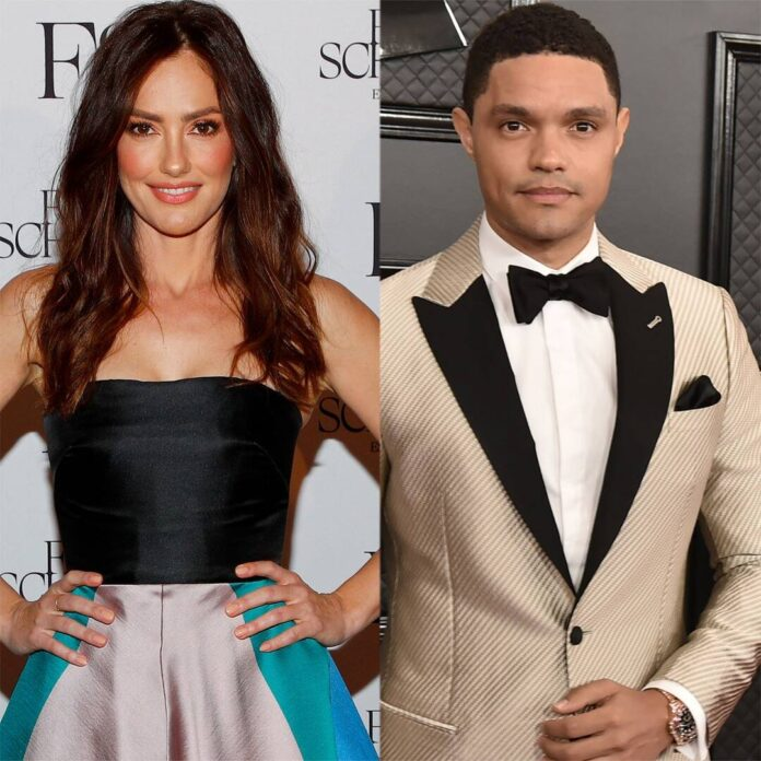 All the Details on Minka Kelly and Trevor Noah's Post-Breakup Vacation