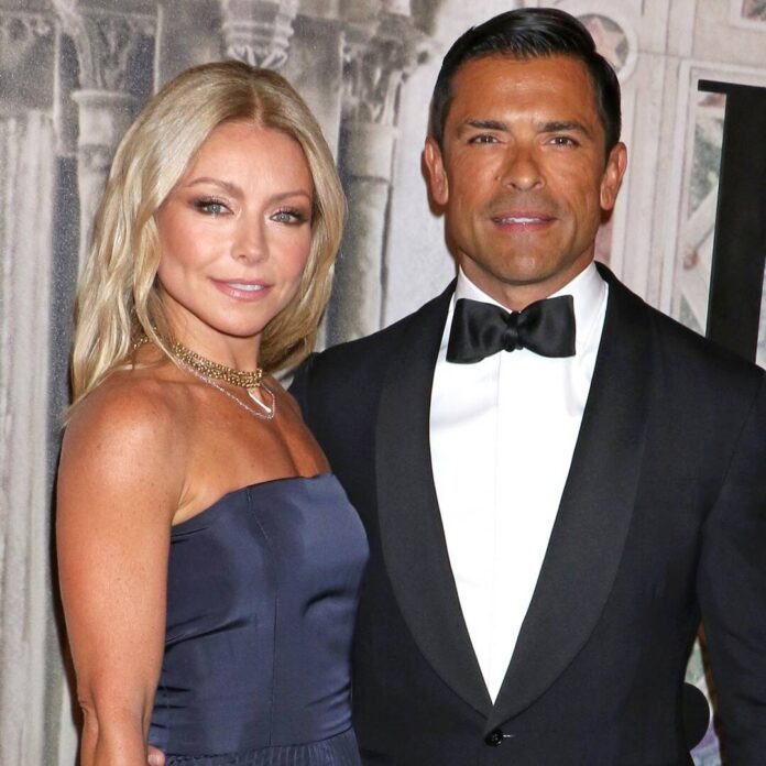 Kelly Ripa Says Mark Consuelos Was Paid More On All My Children