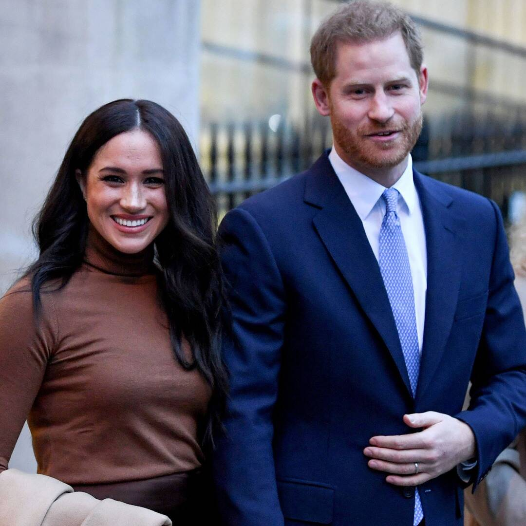 Why Prince Harry & Meghan Markle's Wax Figures Were Moved From Royals