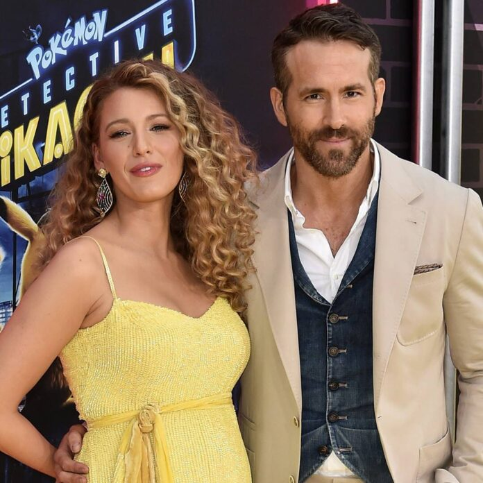 Blake Lively and Ryan Reynolds Spotted Holding Hands on NYC Date