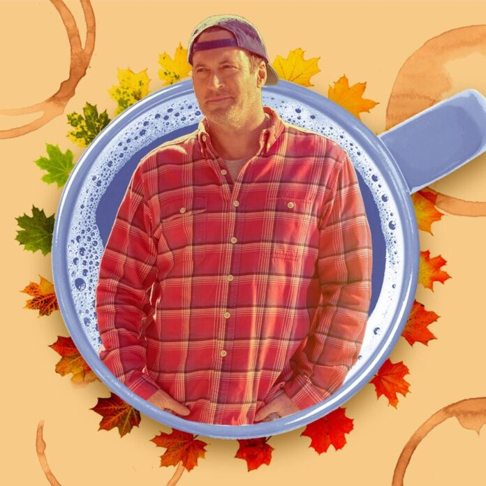 Why Gilmore Girls' Scott Patterson Never Watched the Show