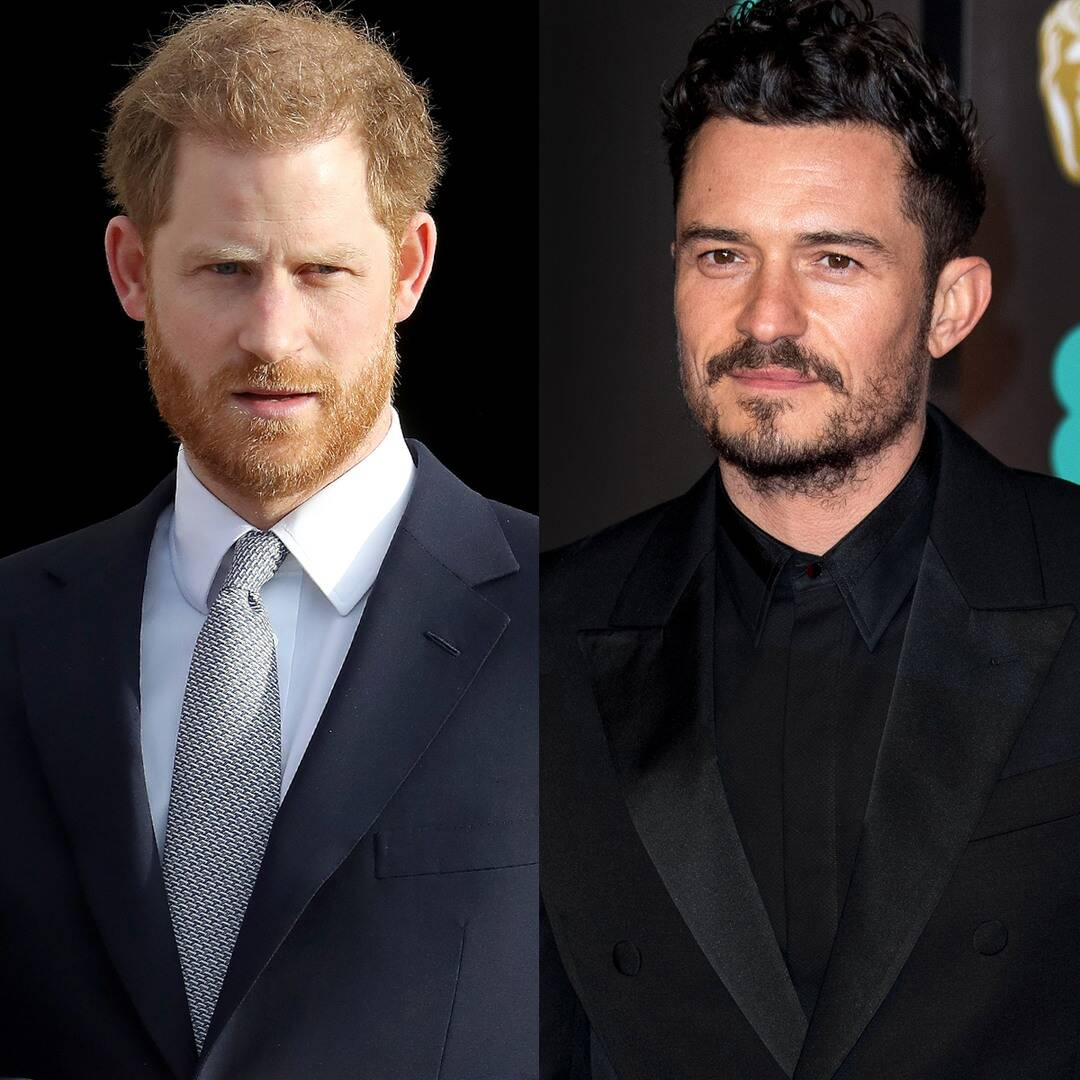 Prince Harry Reveals How Orlando Bloom Helps Him With Paparazzi