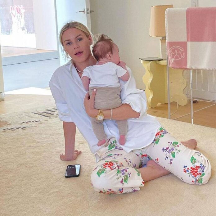 Celebrate Morgan Stewart's Birthday With the Cutest Pics of Baby Row