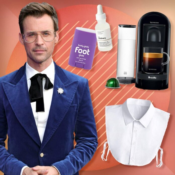 Brad Goreski Shares His Favorite Internet-Famous Finds from Amazon