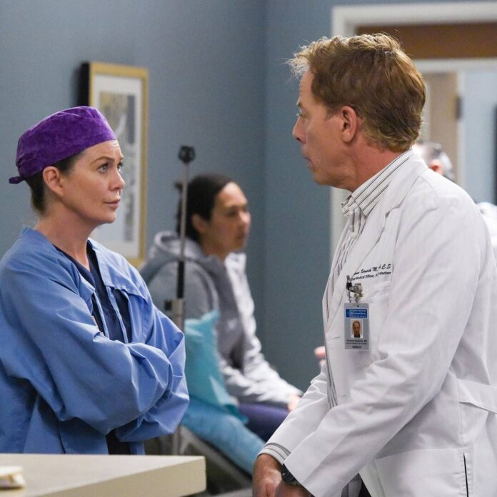 Yet Another Grey's Anatomy Star Is Leaving the Show
