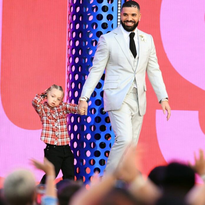 Can't Get Enough of Drake's Son at the BBMAs? See His Cutest Photos