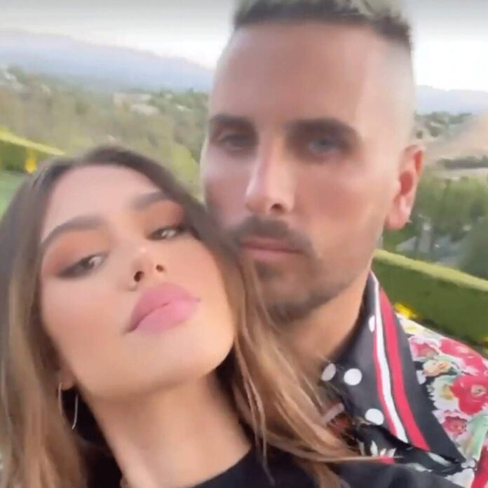 You Won't Believe What Amelia Hamlin Gifted Scott Disick For His Bday