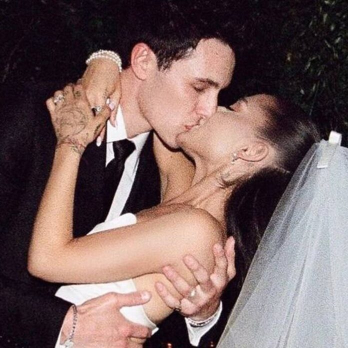 Ariana Grande's Wedding Dress Revealed: All the Details on Her Big Day