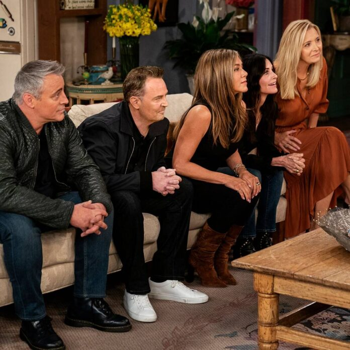 The Best Moments From the Friends Reunion