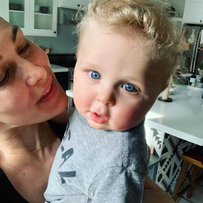 Brie Bella Reveals Who Son Buddy Danielson Really Takes After