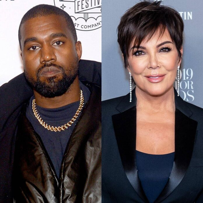 Kanye West Returns to KUWTK to Give Kris Jenner an Epic Gift