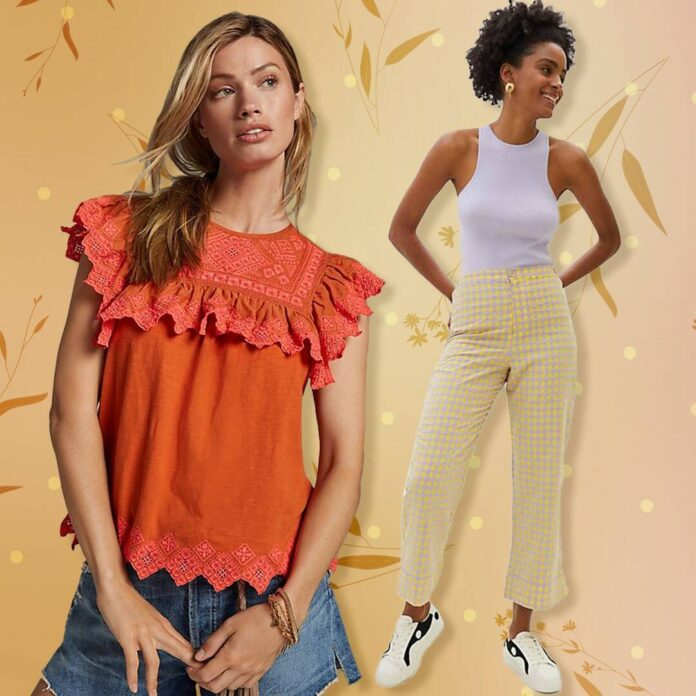 12 Jaw-Dropping Anthropologie Memorial Day Sale Deals