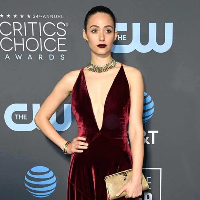 Emmy Rossum Joins These Celeb Moms Who Kept Their Baby News a Secret