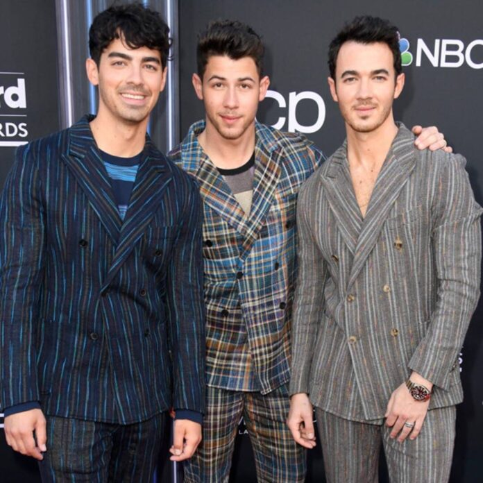 See the Products the Jonas Brothers Use Before Every Show