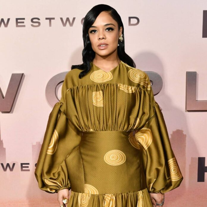 Tessa Thompson Spotted With Zac Stenmark After Taika Waititi's Party