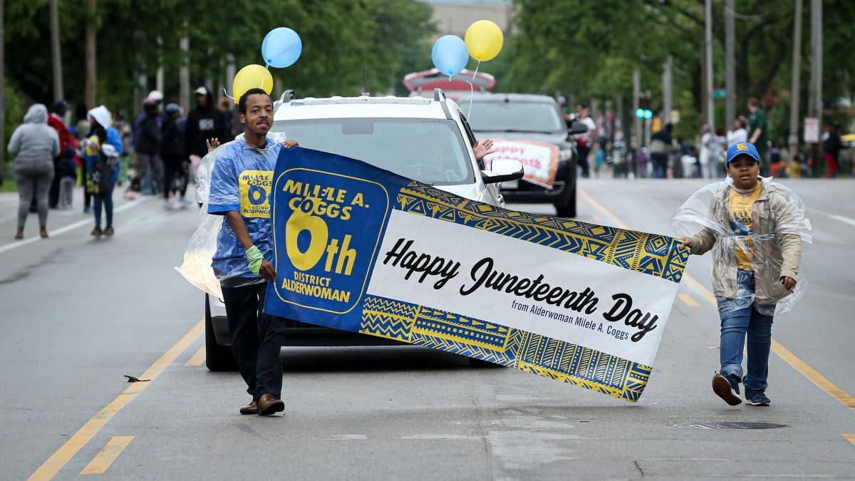 Oregon Votes To Make Juneteenth A Holiday