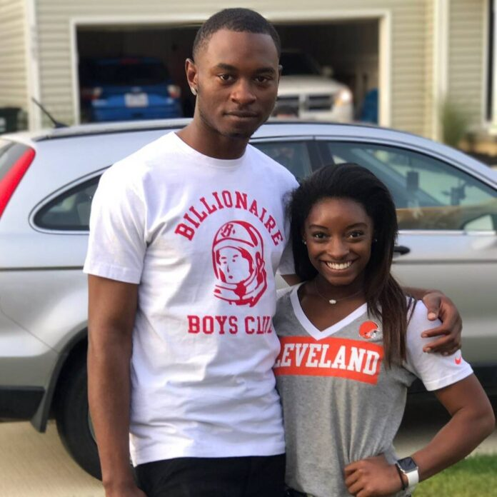 Murder Charges Dropped Against Simone Biles' Brother