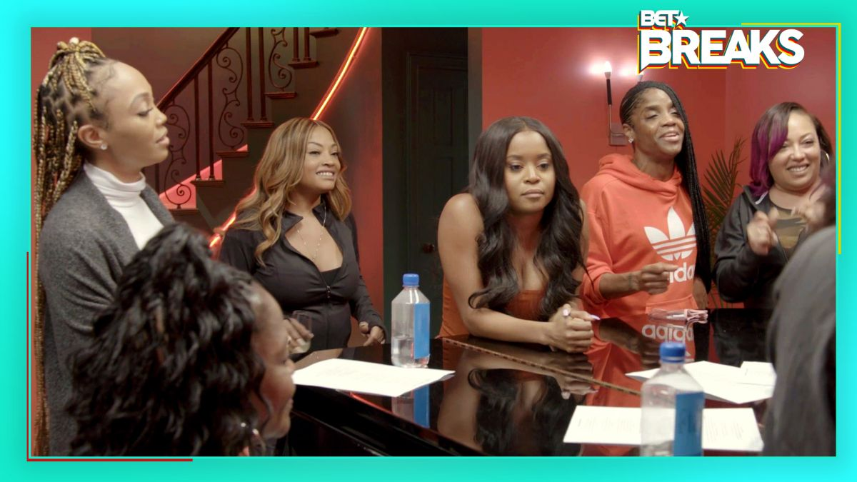 'BET Presents: The Encore' Cast Reveal The Shocking News