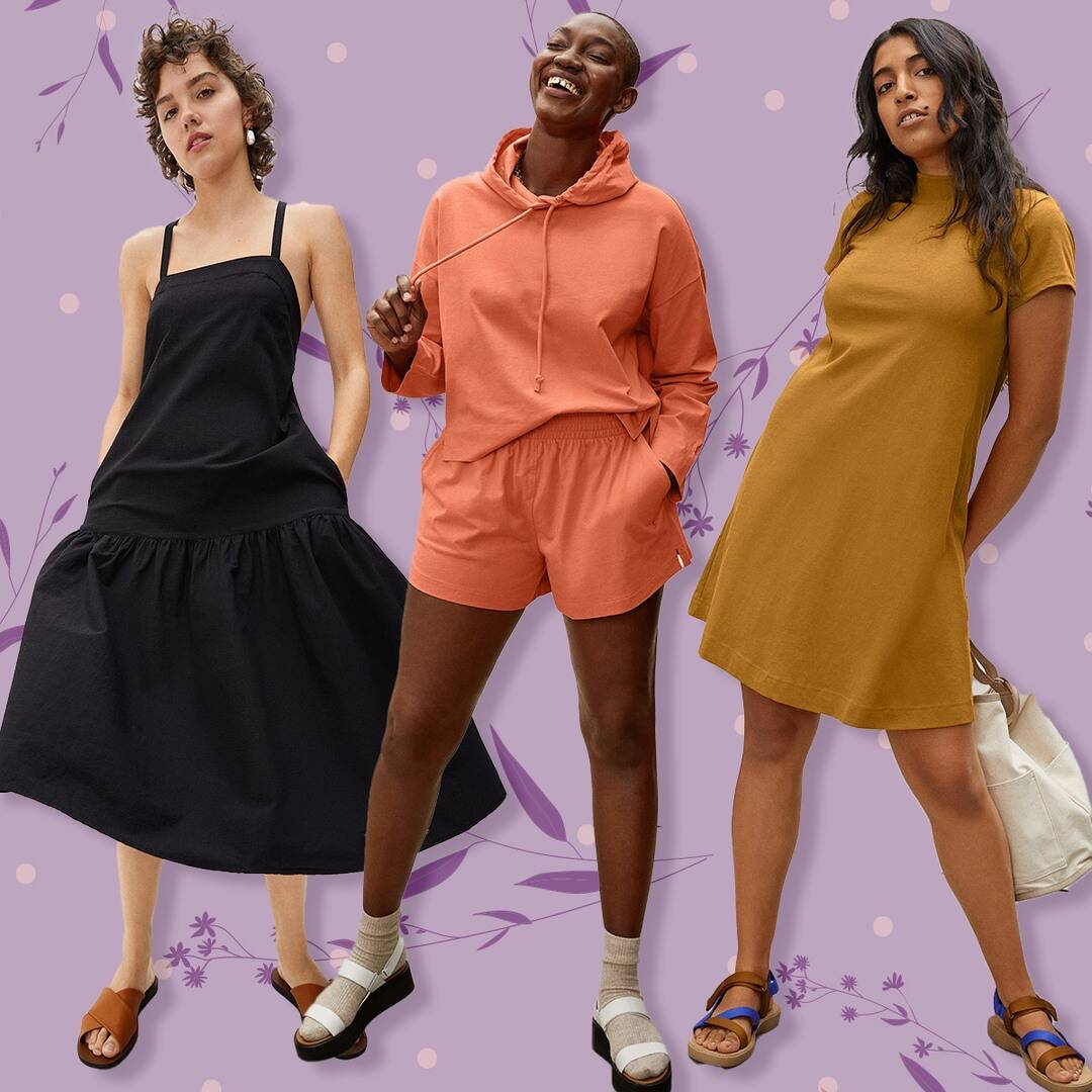 Score up to 60% During Everlane's Summer Sale