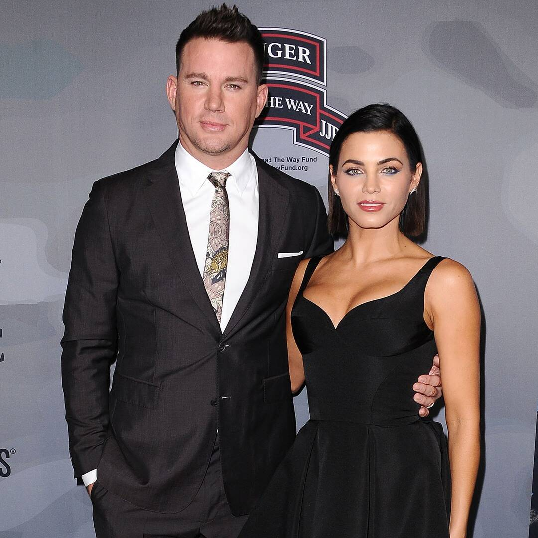 """Jenna Dewan Recalls Time """"Without"""" Channing Tatum After Giving Birth"""