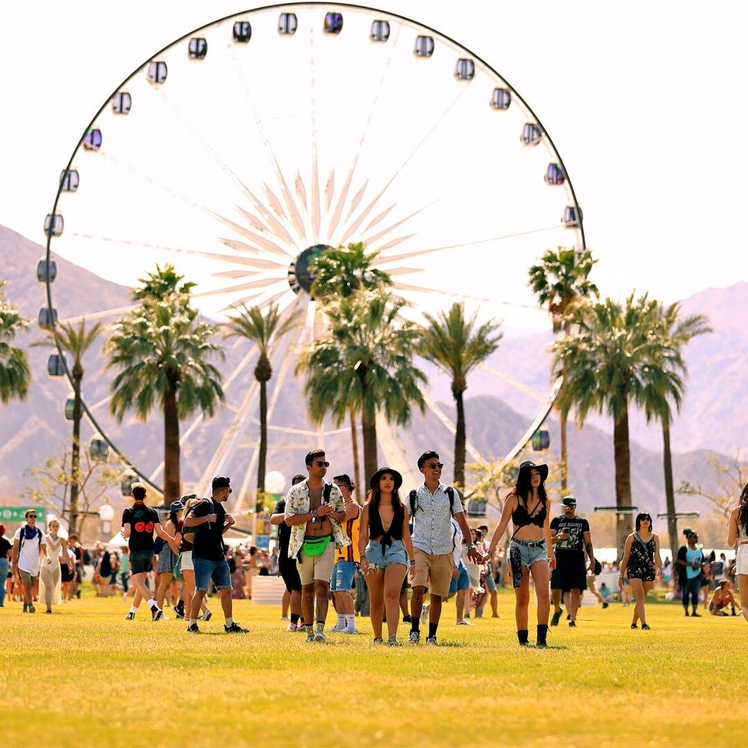 Coachella's 2023 Headliner Revealed—Yes, You Read That Date Right