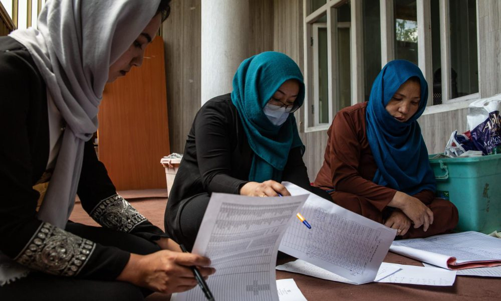 Taliban to Allow Women in Afghanistan to Pursue Studies With Restrictions