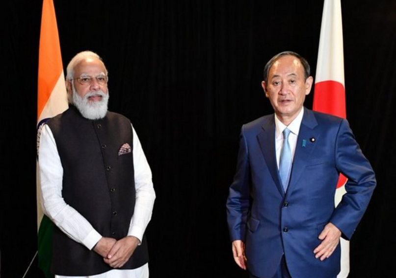 Strong India-Japan friendship augurs well for entire planet: PM Modi after meeting Yoshihide Suga