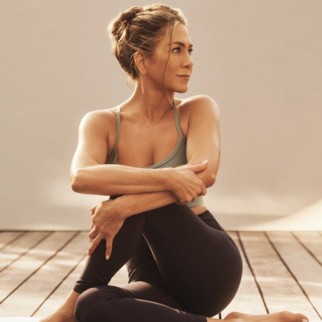 Jennifer Aniston Spills All the Secrets to Her Self-Care Routine