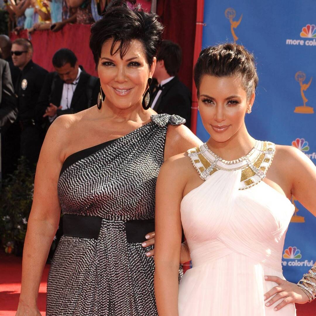 See Kim Kardashian, Kris Jenner and More at the 2010 Emmys