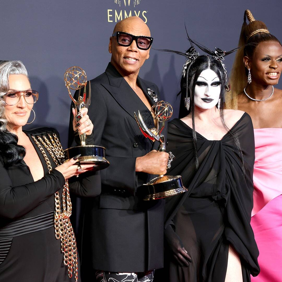 RuPaul Makes Emmys History by Breaking This Record