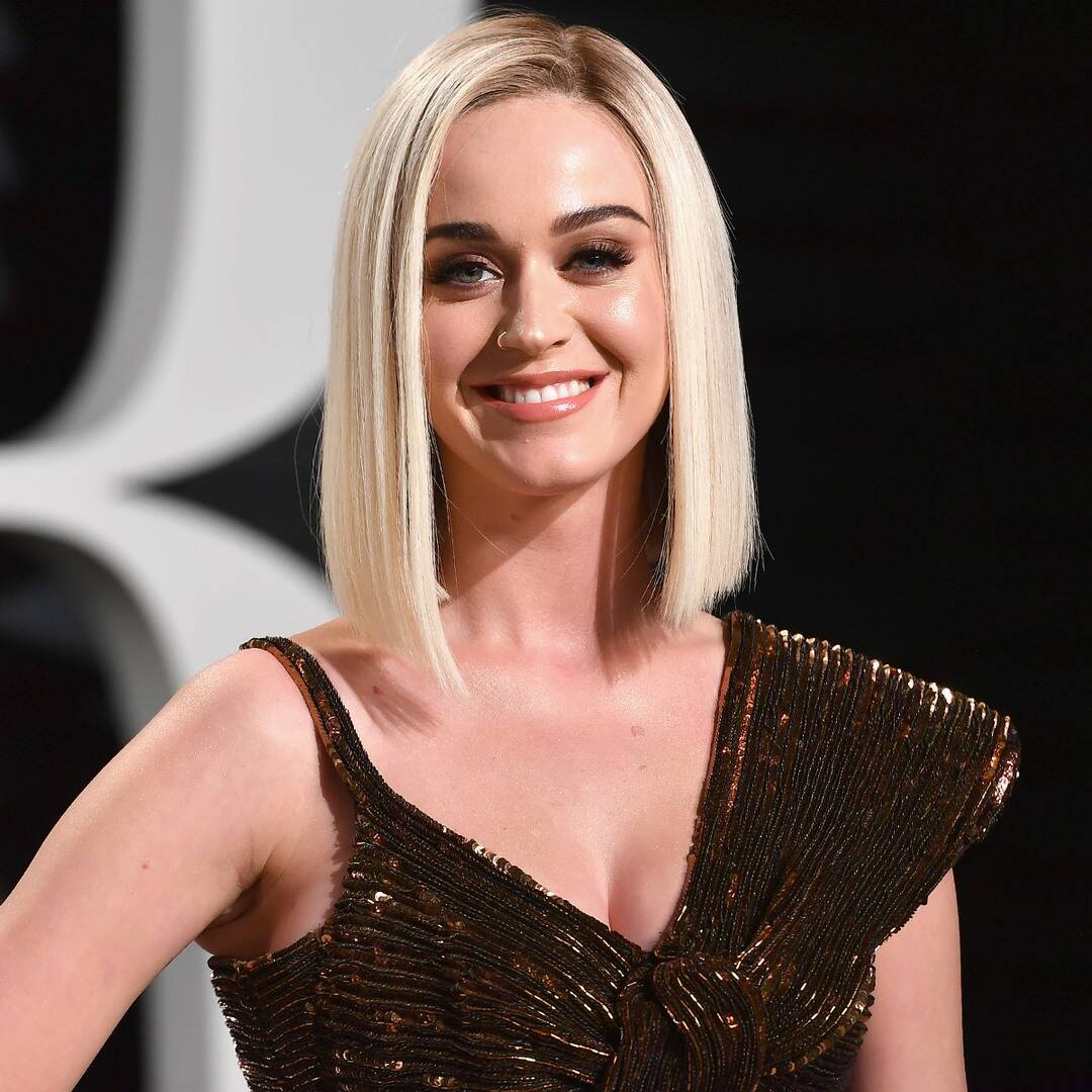 Katy Perry Brings the Nostalgia With Epic Hair Transformation