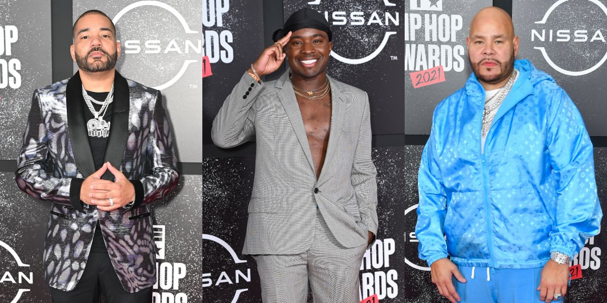 Men With Swag On The 2021 BET Hip Hop Awards Red Carpet!