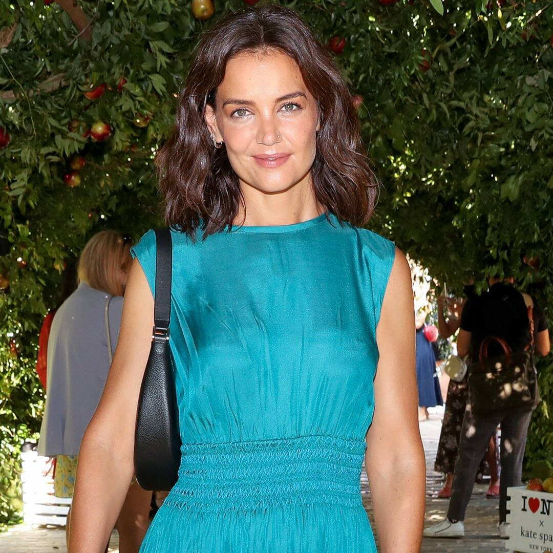 """Why Dating Isn't a """"Huge Priority"""" for Katie Holmes After Split"""