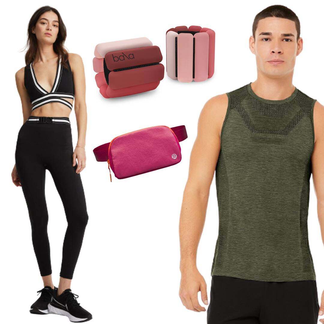20 Holiday Gifts for Fitness Buffs
